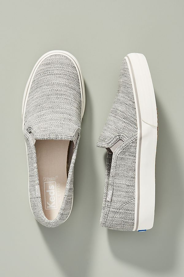 bba0a99d375f Keds Double Decker Slip-On Sneakers