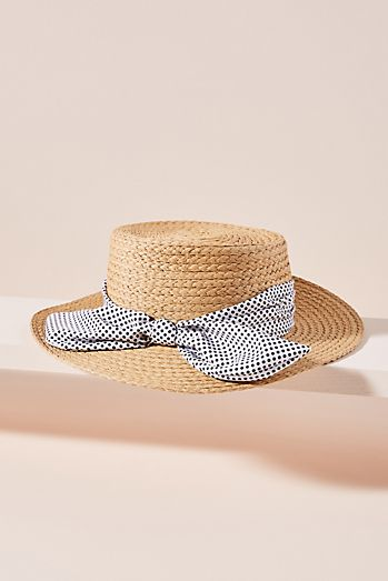 Boardwalk Boater Hat d3c65572ac30
