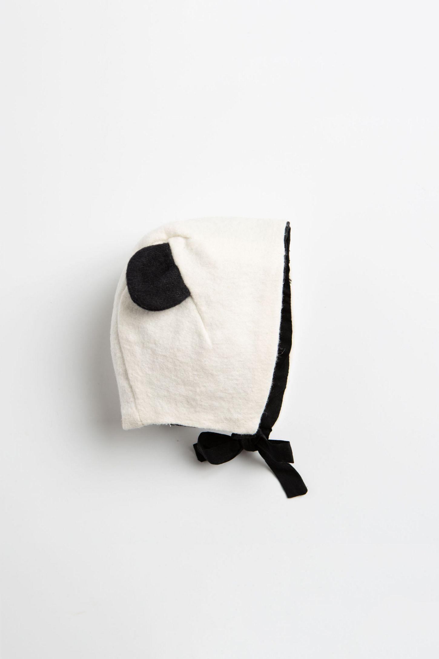 aacc7bc4e3cc99 Ellie Fun Day Organic Flannel Animal Hat | Anthropologie