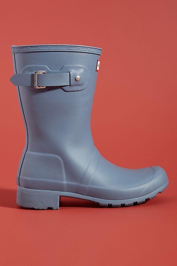 exclusive range well known new high Hunter Boots Original Short Rain Boots