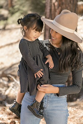 58a639c540f8d Mommy & Me Matching Outfits | Anthropologie