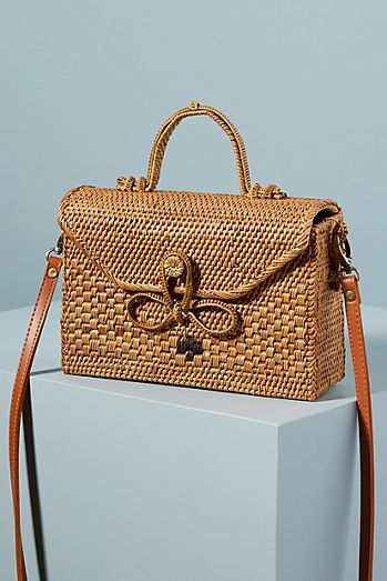 6ed07f2111 Bailey Rattan Crossbody Bag