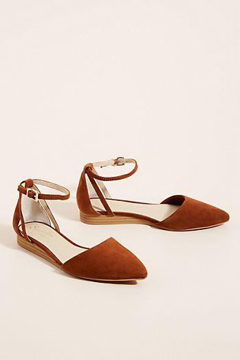 4a21fa283d Women's Flats   Peep Toe, Bow & More   Anthropologie