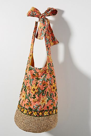 c0a3c275b8c9 Bree Embellished Slouchy Tote Bag