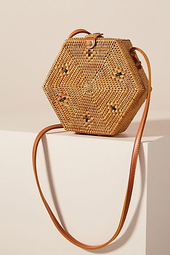 1706c5d82fd Betsy Hexagon Crossbody Bag