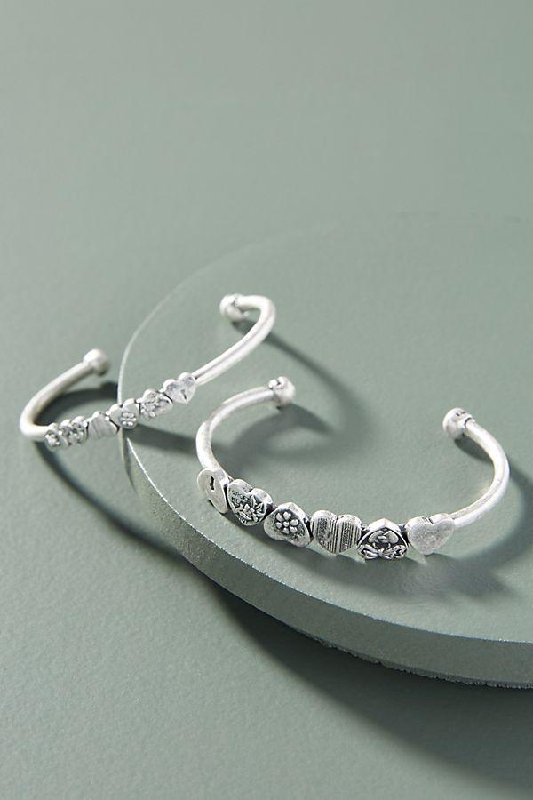 e9783c6d3 Dannijo Sanibel Cuff Bracelet Set | Anthropologie