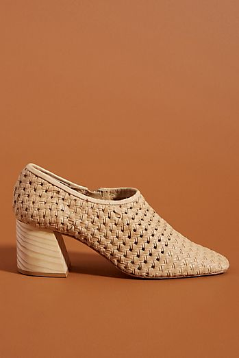 08aff6ce8872 Freda Salvador Perforated Lace-Up Boots.  550.00. Freda Salvador Woven  Shooties