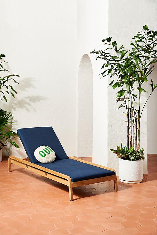 Slide View: 1: Neptune Indoor/Outdoor Lounge Chair