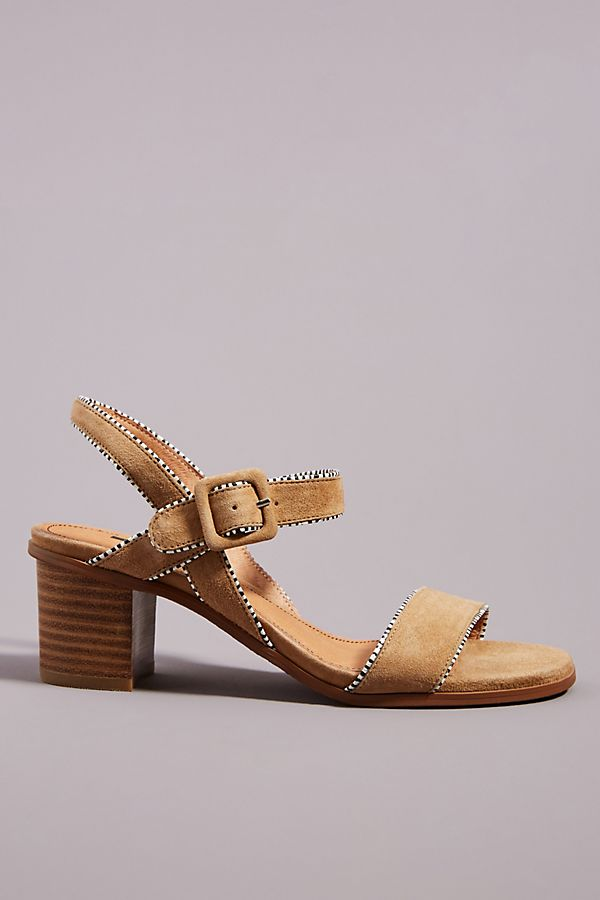 0f46e98f20 Matiko Beaded Suede Sandals | Anthropologie