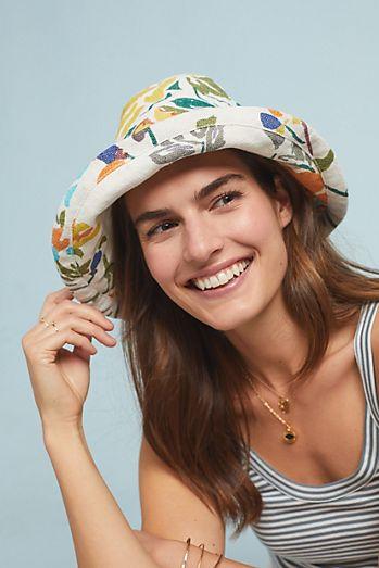 dbab18dd497 Floral Bucket Hat