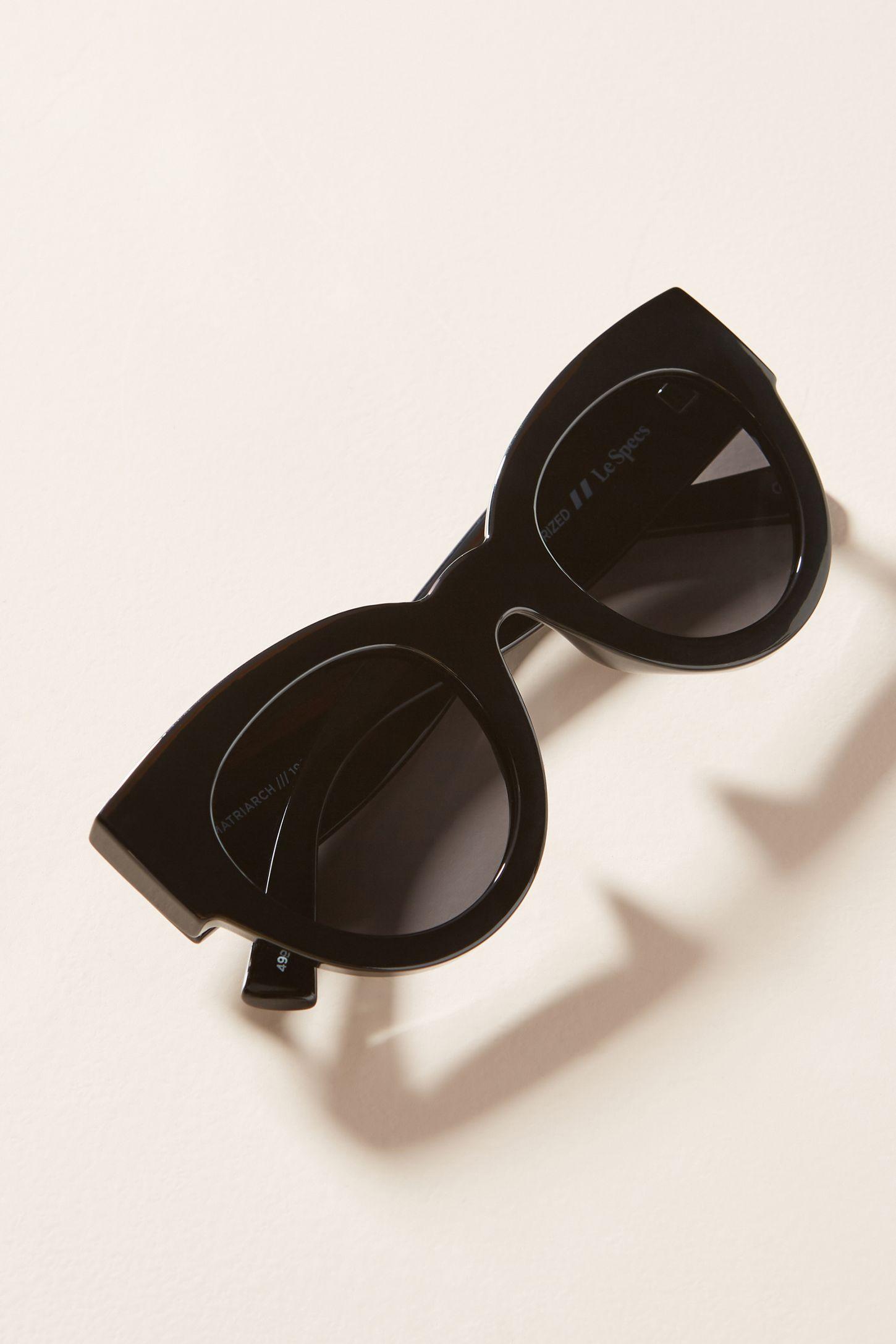 026b7b1dfc3 Le Specs Matriarch Round Sunglasses
