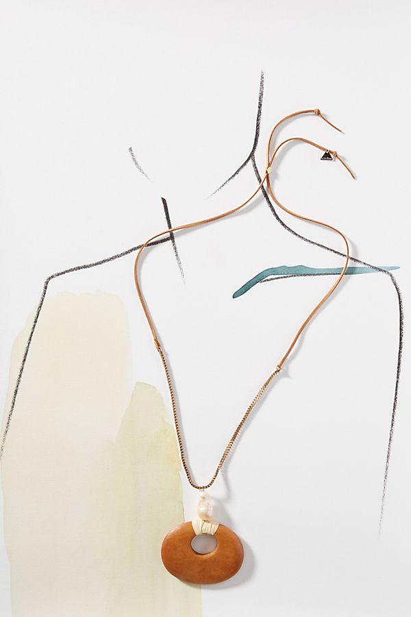 Slide View: 3: Sigrid Pendant Necklace