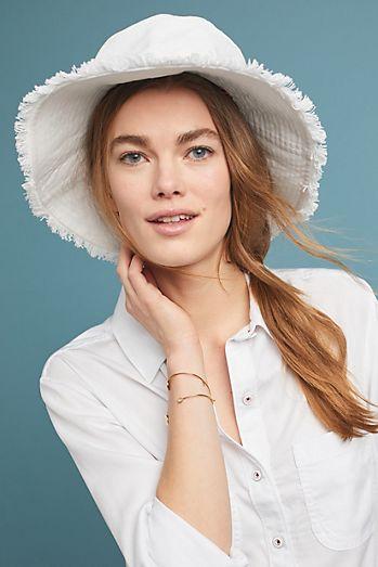 4403f1d4b3060 Frayed Bucket Hat