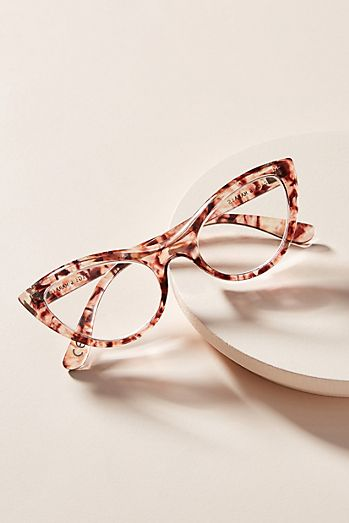 64af607225b1 ZiGi + MARAiS Marla Cat-Eye Reading Glasses