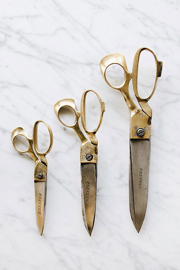 Slide View: 1: Connected Goods Handcrafted Shears