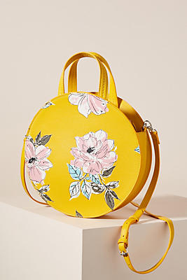 Alana Painted Circle Bag by Anthropologie