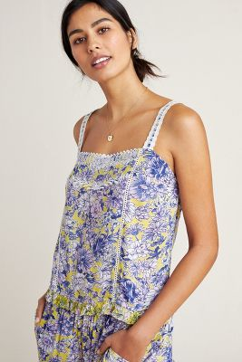 Easy Slumber Sleep Cami by Anthropologie