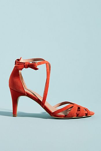 c67863a59e5c5 Anthropologie Avalon Heeled Sandals
