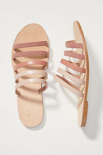 9deebd8a24d Anthropologie Juliet Slide Sandals