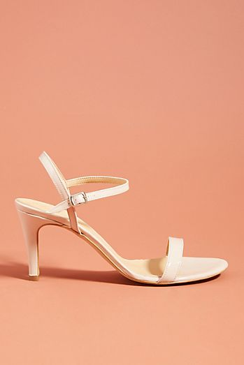 5b37207d00b3 Anthropologie Samantha Strappy Heeled Sandals