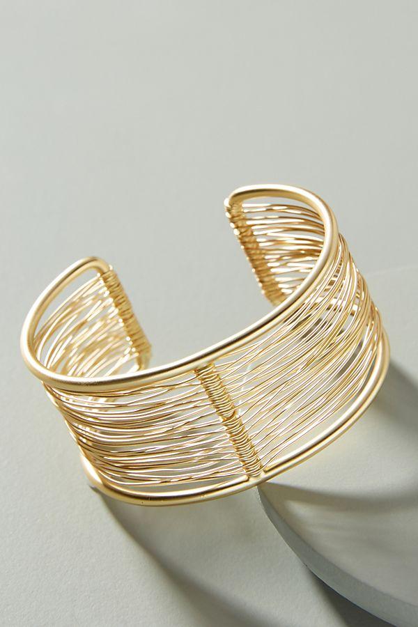 c39b8d76090 Stacked Cuff Bracelet | Anthropologie