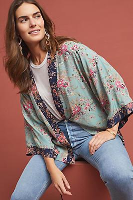 Slide View: 1: Greer Kimono