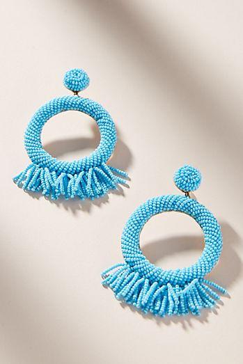 c8a2e68a8 Hoop Earrings & Circle Earrings | Anthropologie