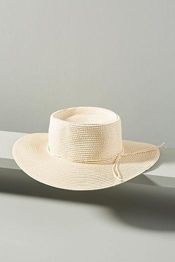 342c7baf3de Meredith Boater Hat