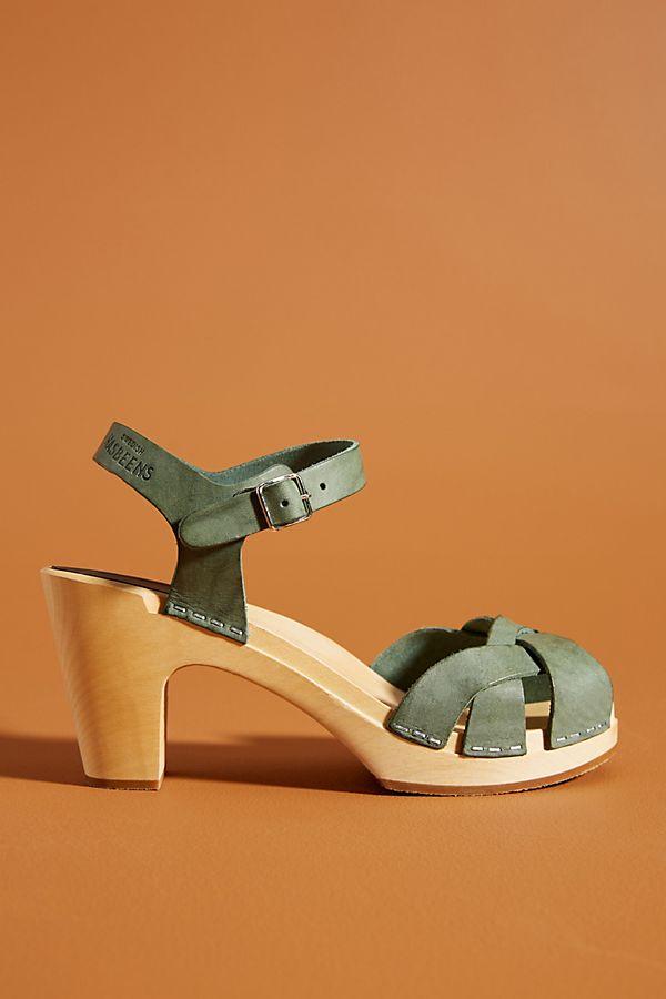 149d345380fd Slide View  1  Swedish Hasbeens Kringlan Clog Sandals
