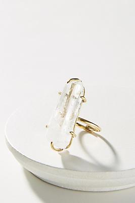 Lena Bernard Lavinka Quartz Ring by Lena Bernard