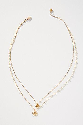 675e2f838d53a9 Women's Necklaces | Anthropologie