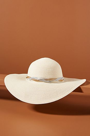 84007019bd8af Eugenia Kim Honey Banded Sun Hat
