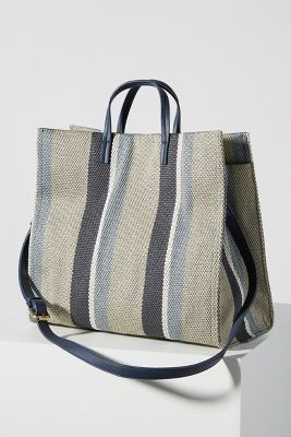 Emilia Canvas Tote Bag by Anthropologie