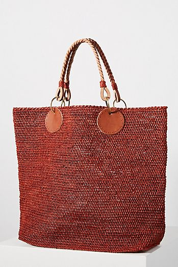 5b335434b Straw Bags | Straw Totes & Purses | Anthropologie