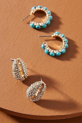 BaubleBar - Boho & Unique Jewelry On Sale | Anthropologie