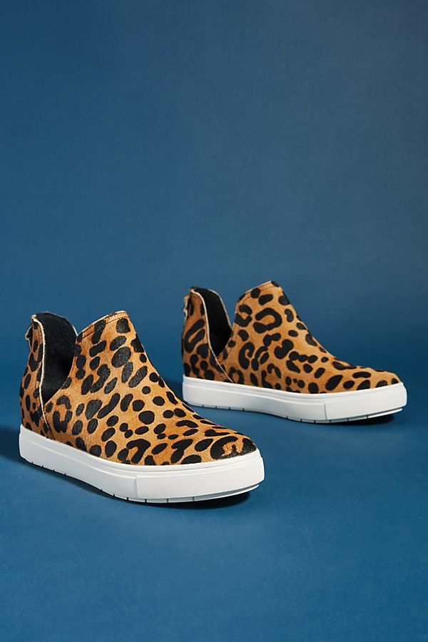 353b91c752a Steven by Steve Madden Caprice Leopard Platform Sneakers