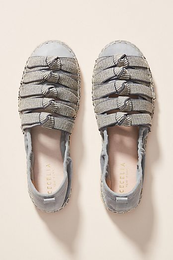 57edf947bc30 Cecelia New York Knotted Flats
