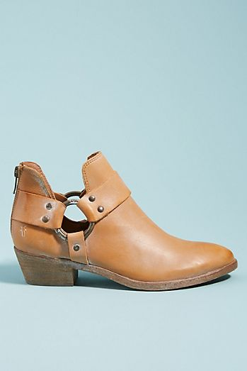 dc28d22b135 Frye Ray Harness Booties