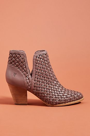 432d8dcafc5 Frye Reed Woven Booties