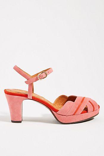 c46eec50d Chie Mihara Heeled Sandals