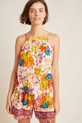 Daria Sleep Cami by Anthropologie