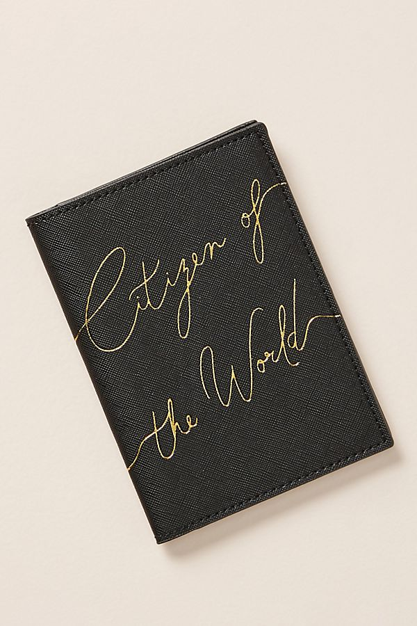 Luna Passport Holder by Anthropologie