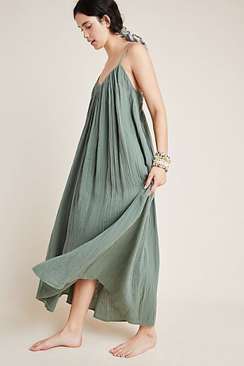 643809c0a2 Beach & Swimsuit Cover-Ups | Kaftans | Anthropologie