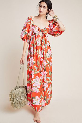 b01e0e61fc Beach & Swimsuit Cover-Ups | Kaftans | Anthropologie