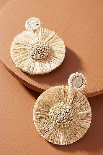 Statement Earrings | Anthropologie