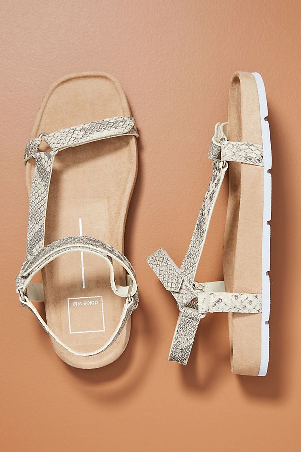 Dolce Vita Strappy Sandals by Dolce Vita