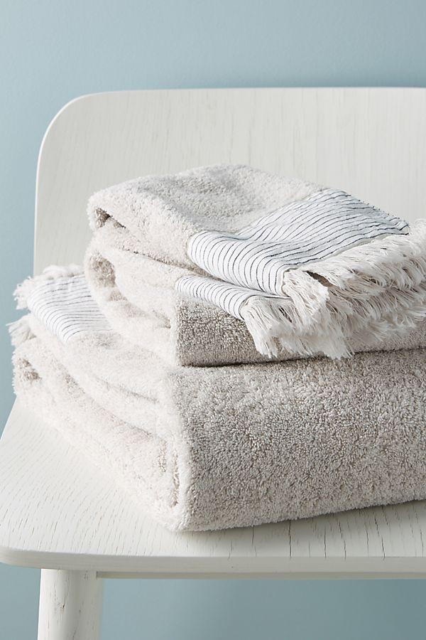 Slide View: 2: Kassatex Amagansett Towels, Set of 3