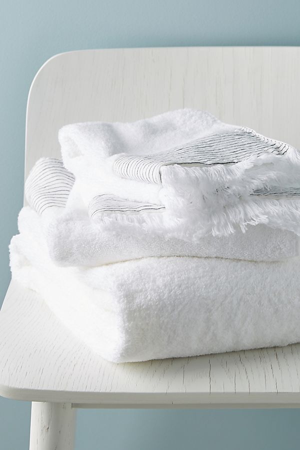 Slide View: 2: Amagansett Towels, Set of 3