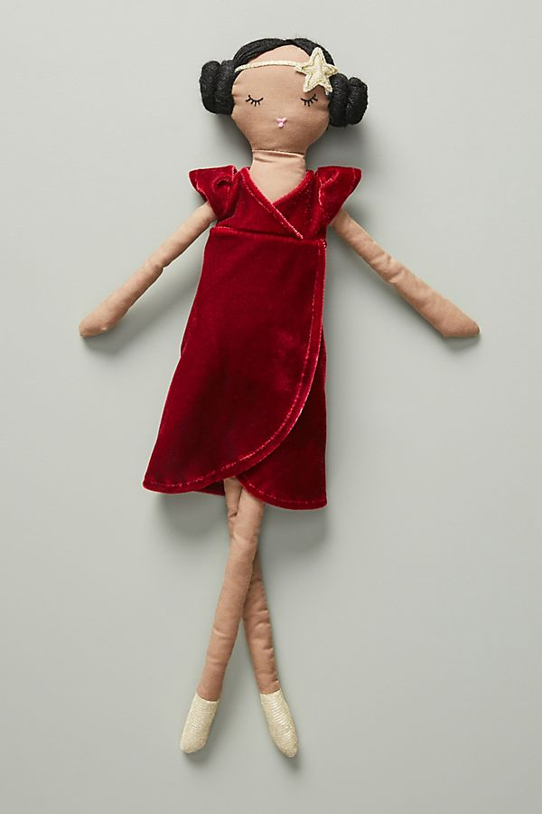 Slide View: 1: Dressed Girl Doll