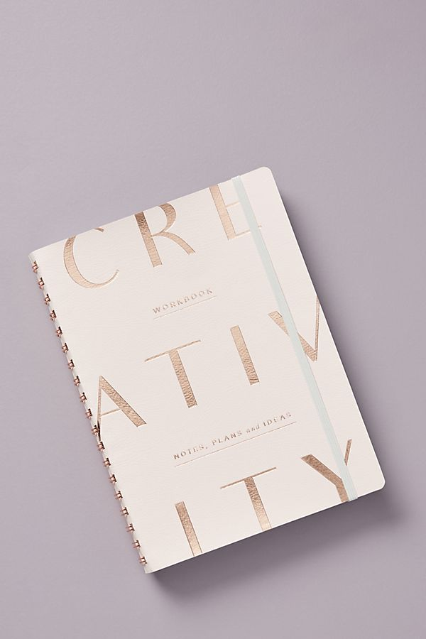 Rifle Paper Co. Riley Creativity Journal by Anthropologie
